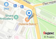 Компания «Федерация Автовладельцев России» на карте