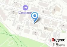 Компания «ВОЕВОДА» на карте