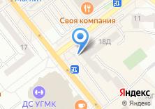 Компания «Окна Плюс» на карте