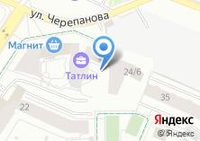 Компания «Первый Николаевский» на карте