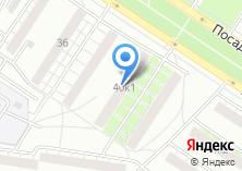 Компания «Морковь» на карте