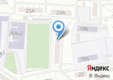 Компания «Урал-Электросервис» на карте