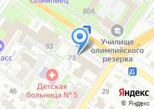 Компания «Синтек» на карте