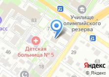 Компания «ТехСталь» на карте