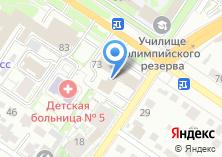Компания «ТехМатрица» на карте