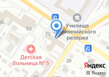 Компания «Rapira-auto» на карте