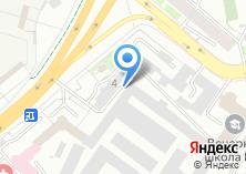 Компания «СИЗО-1» на карте