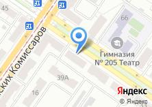 Компания «РИА ТРАНС» на карте