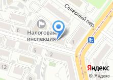 Компания «УралКонсалтинг» на карте