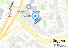Компания «Эксклюзив» на карте