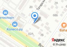 Компания «УралТехРесурс» на карте