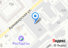 Компания «Эфес-Р» на карте