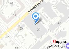 Компания «ЕКБ-ПРОМТОРГ» на карте