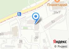 Компания «Радищева 61» на карте