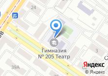 Компания «Средняя общеобразовательная школа №103» на карте