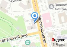 Компания «Адвокатская контора №8» на карте