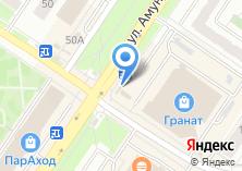 Компания «Урал Салют» на карте