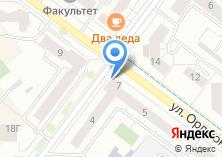 Компания «Русская рыбалка» на карте