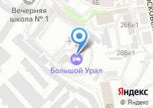 Компания «Партнер-МК» на карте