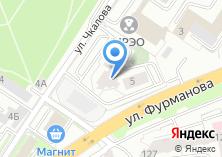 Компания «Компания по изготовлению дубликатов номерных знаков» на карте