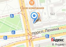 Компания «Агентство выездного обслуживания» на карте
