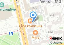 Компания «Золотая нить» на карте