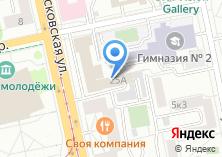 Компания «Школа им. П.П. Хожателева» на карте