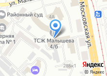 Компания «СМТ Урал» на карте
