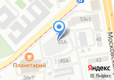 Компания «Мега-Систем» на карте