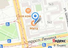 Компания «АМК Групп» на карте