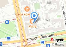 Компания «Омега-Строй» на карте