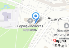 Компания «Храм святителя Николая Чудотворца» на карте