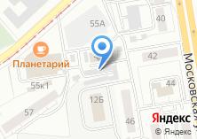 Компания «Ле Вент Урал» на карте