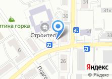 Компания «Доброгост» на карте