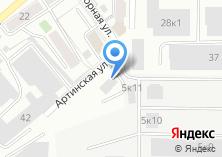 Компания «ЕПК» на карте