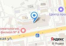 Компания «Белка-Урал» на карте