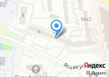 Компания «Дом кафе» на карте