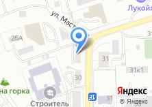 Компания «УралКранДеталь» на карте