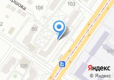 Компания «АртФайр» на карте