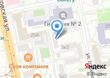 Компания «Левъ & Левъ-Аудит» на карте