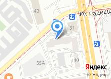 Компания «ПЕРГАМЕНТ» на карте