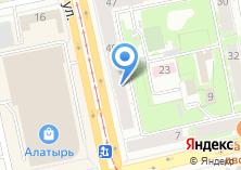 Компания «Ремонт-проф» на карте