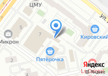 Компания «Ермак Тур» на карте