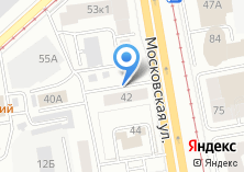 Компания «МЕНтрансстрой» на карте