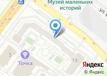 Компания «Ремстройгрупп» на карте