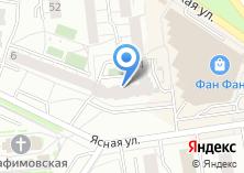 Компания «Екатеринбургский электродный завод» на карте