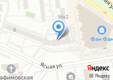 Компания «ТермоСофт Урал» на карте