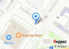 Компания «Уралпром» на карте