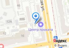 Компания «Сеть приемных пунктов вторичного сырья» на карте