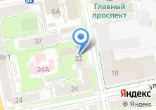 Компания «Управление социальной политики по г. Екатеринбургу» на карте